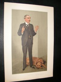 Vanity Fair Print 1905 Edward Richard Henry